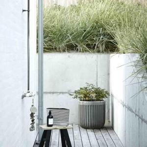 Concrete krukker udendørskrukker fra House Doctor