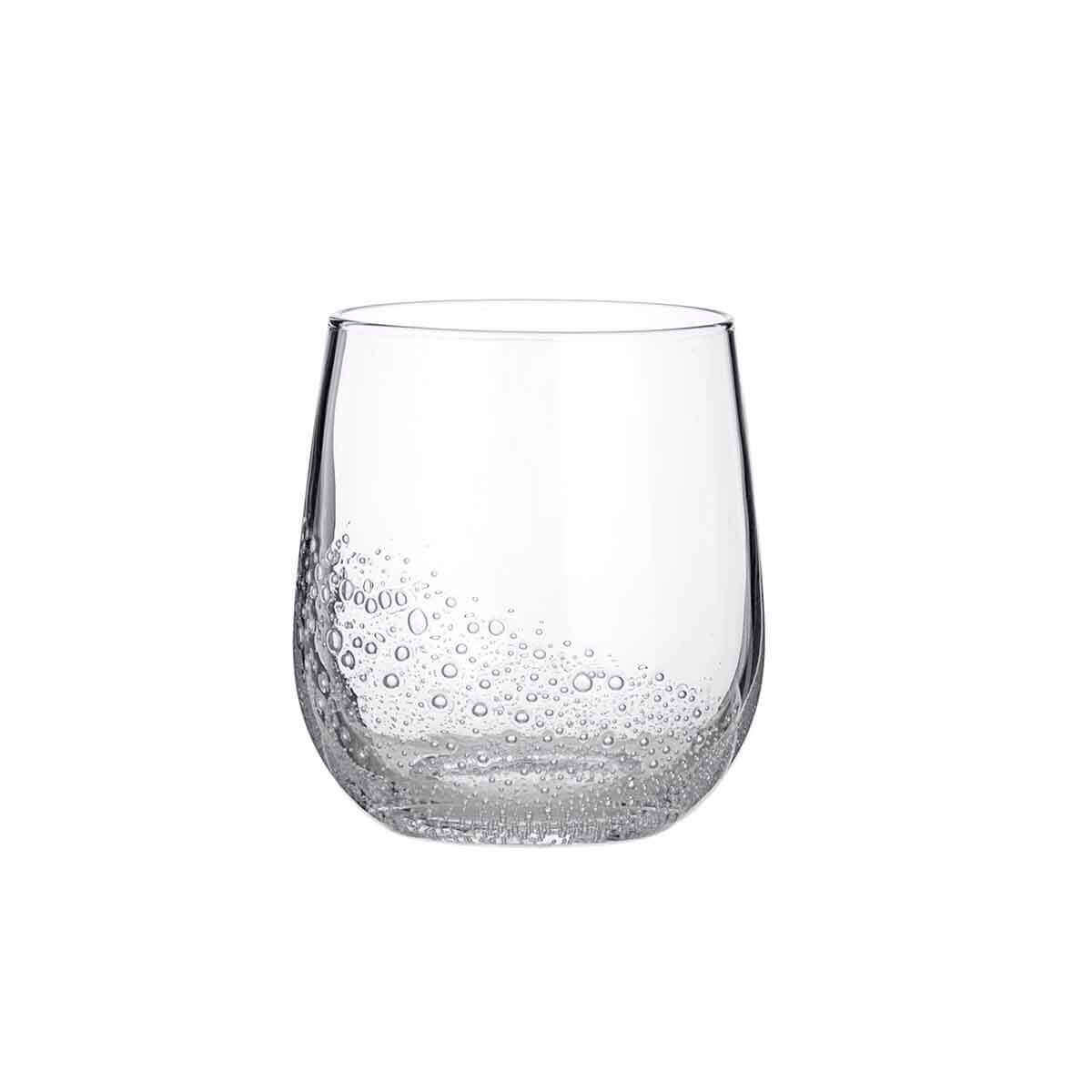 Image of   Broste Copenhagen Bubble Drikkeglas - 35 cl