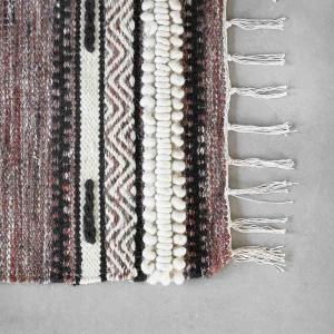 Tribe gulvtæppe 140x200 cm fra House Doctor