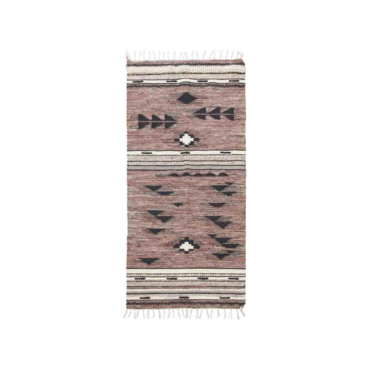 Image of   House Doctor - Tribe gulvtæppe - 90x200 cm
