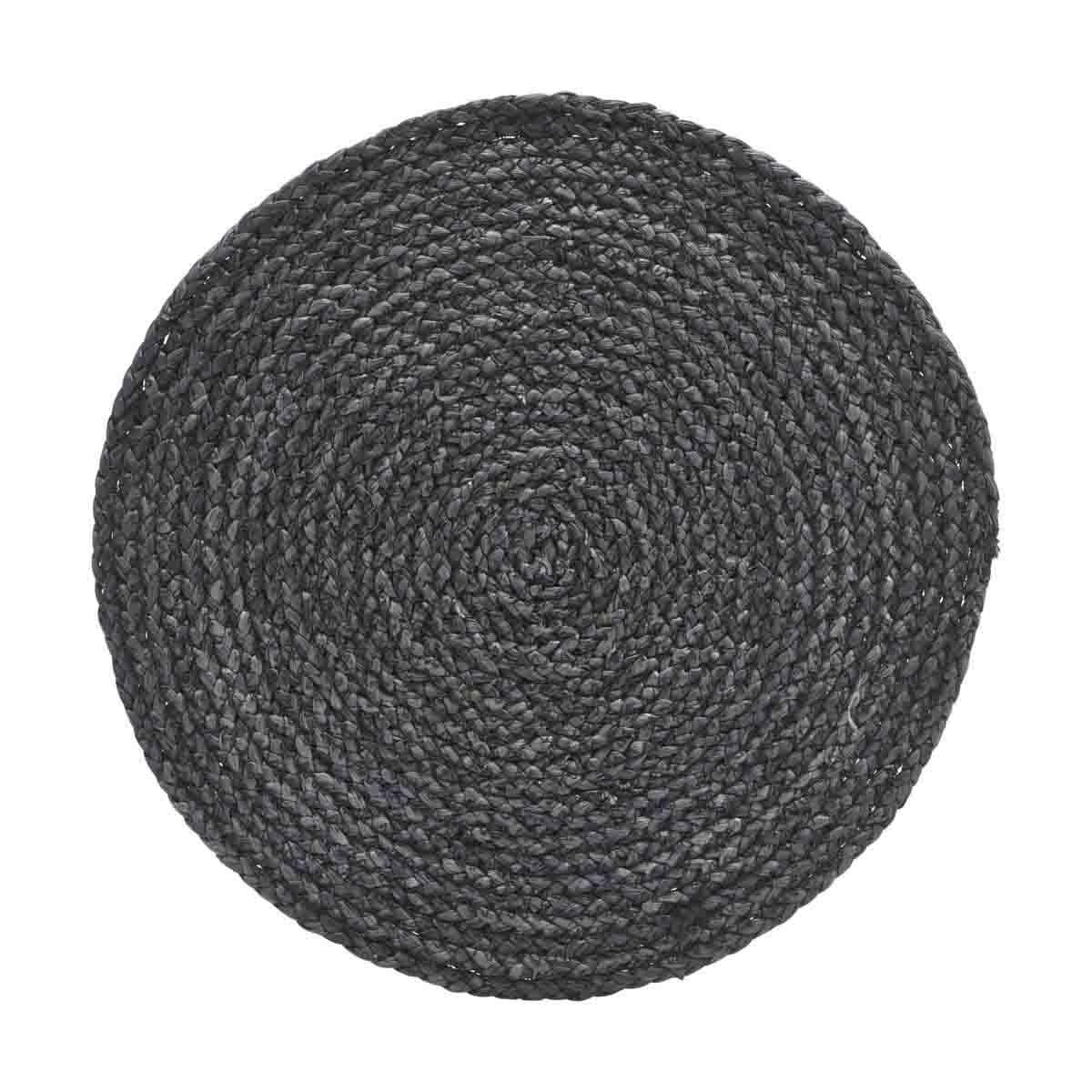 House Doctor – Circle dækkeservietter gråblå – 4 stk.