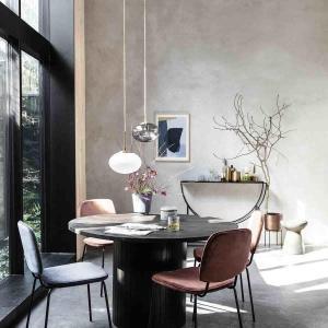 opal pendel lampe i gr 22 cm house doctor spisebordslampe. Black Bedroom Furniture Sets. Home Design Ideas