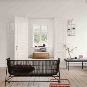 Cuun sofa i sort House Doctor