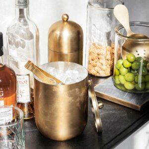 Alir vinkøler i guld fra House Doctor