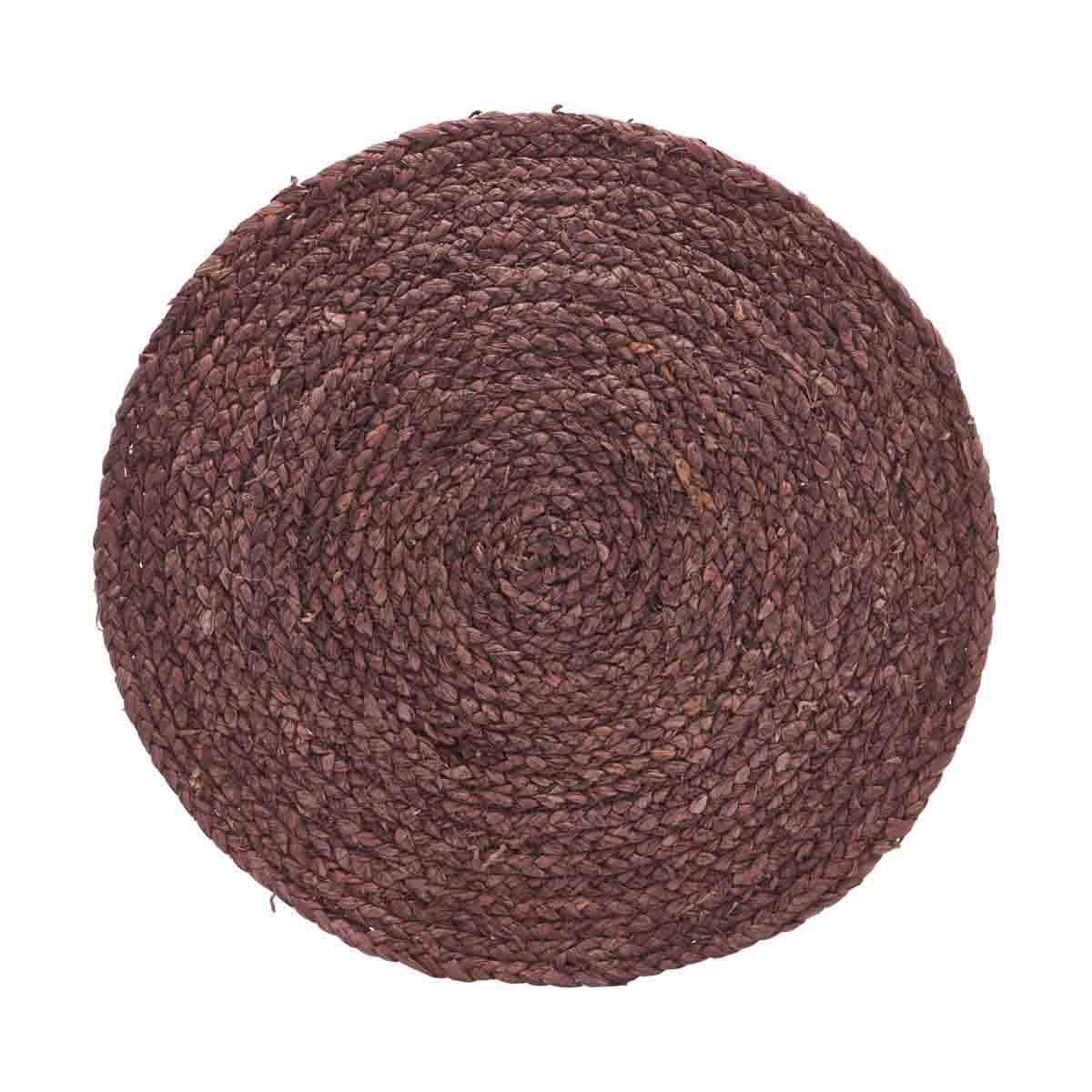 House Doctor – Circle dækkeservietter i Henna – 4 stk.