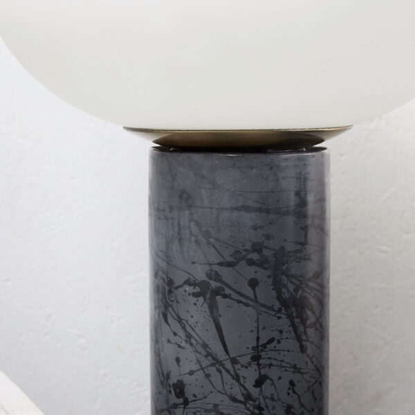 House Doctor opal bordlampe