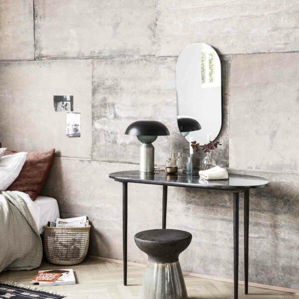 walls spejl oval 50x100 cm fra House Doctor