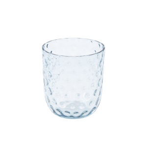 Kodanska drikkeglas blue smoke small drops