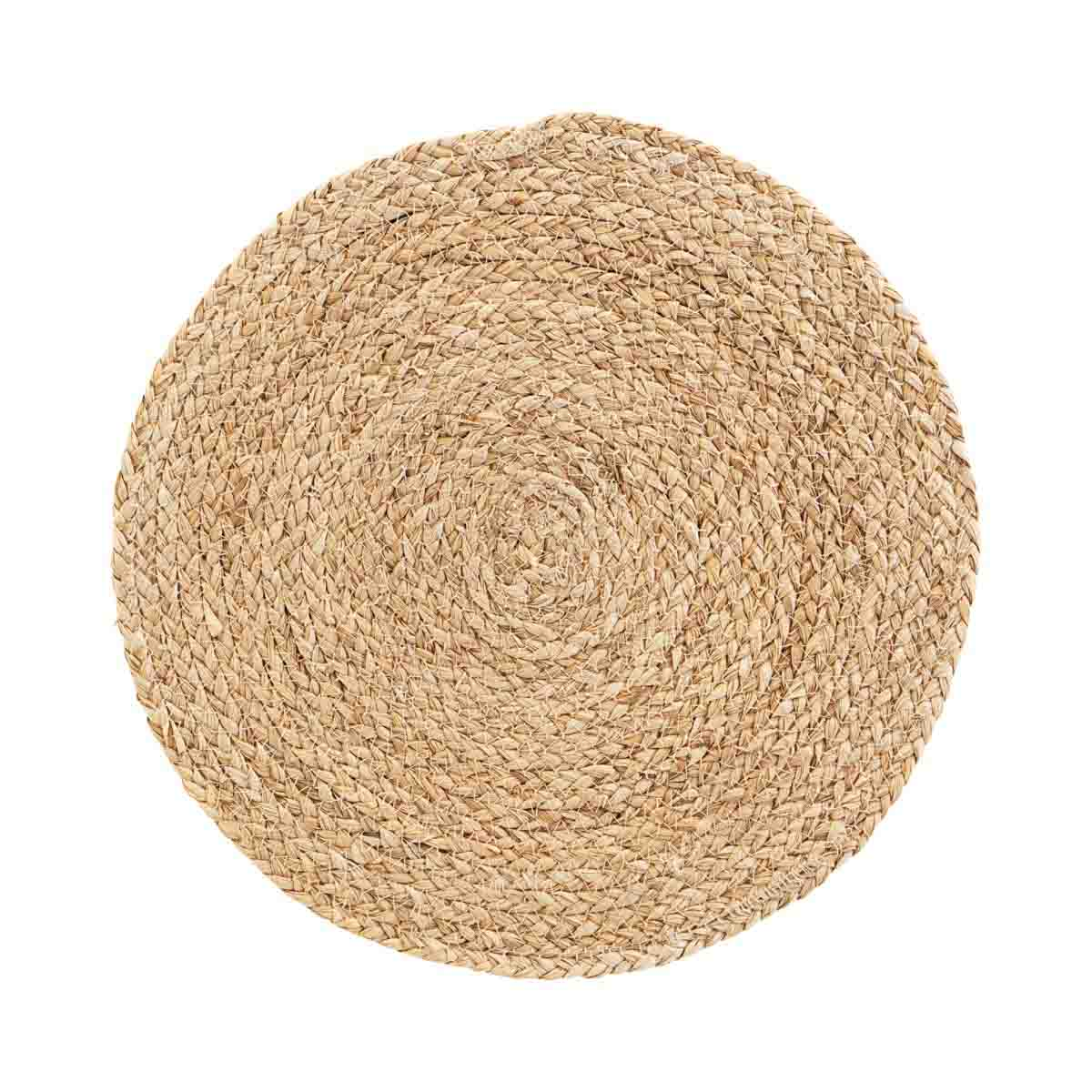 House Doctor – Circle dækkeservietter i natur – 4 stk.