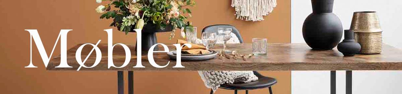 Møbler og boligindretning
