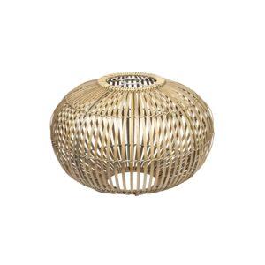 Broste Copenhagen Zep lampeskærm i bambus Ø38 cm