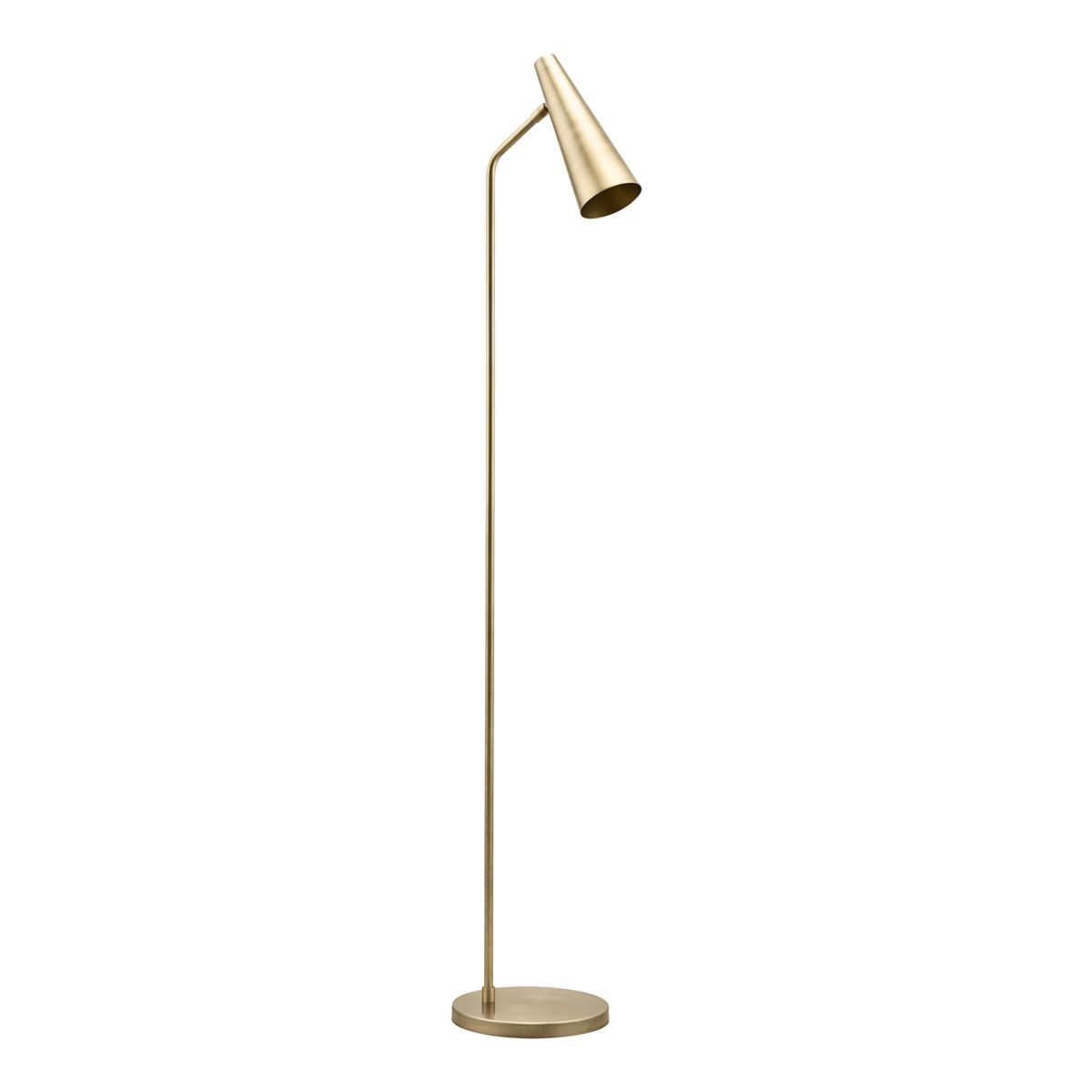 Image of House Doctor Precise lampe i messing - 124 cm