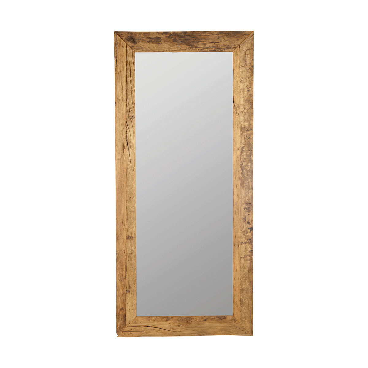 Image of   House Doctor Pure Nature spejl med ramme - 95x210 cm
