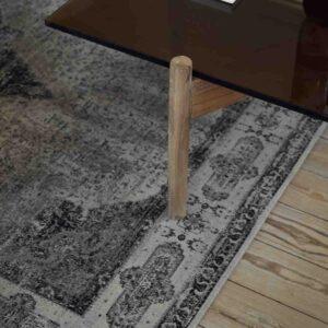 Nordal venus gulvtæppe 75x200 cm