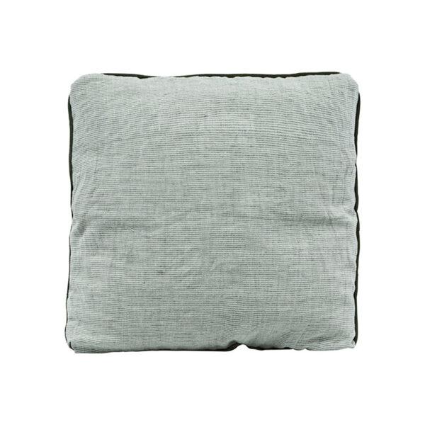 House Doctor Kanpur pudebetræk grøn 50x50