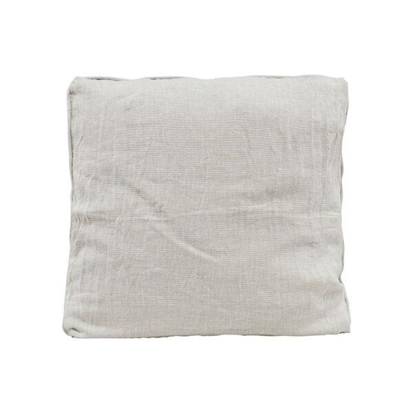 House Doctor Kanpur pudebetræk beige 50x50 cm