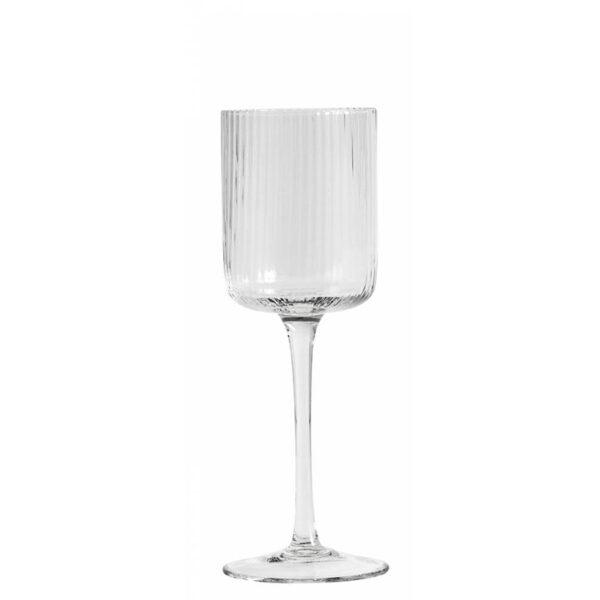 Nordal Rilly hvidvinsglas