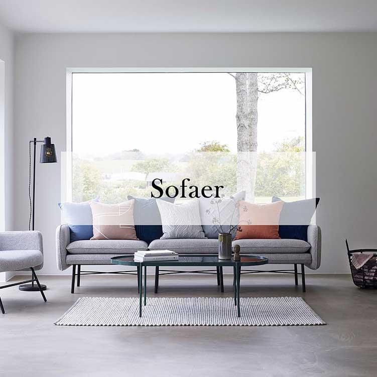 Sofaer i høj kvalitet