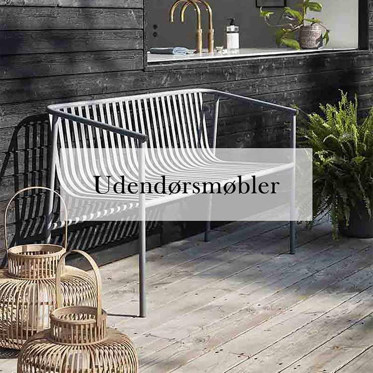 Udendørsmøbler i høj kvalitet