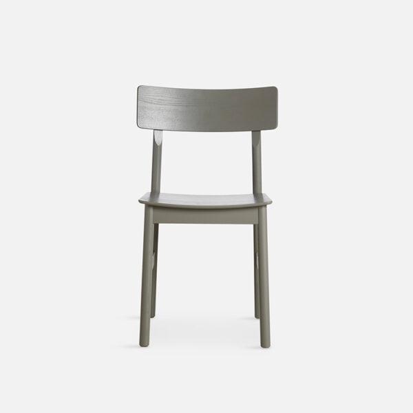 WOUD Pause spisebordsstol i grå ask