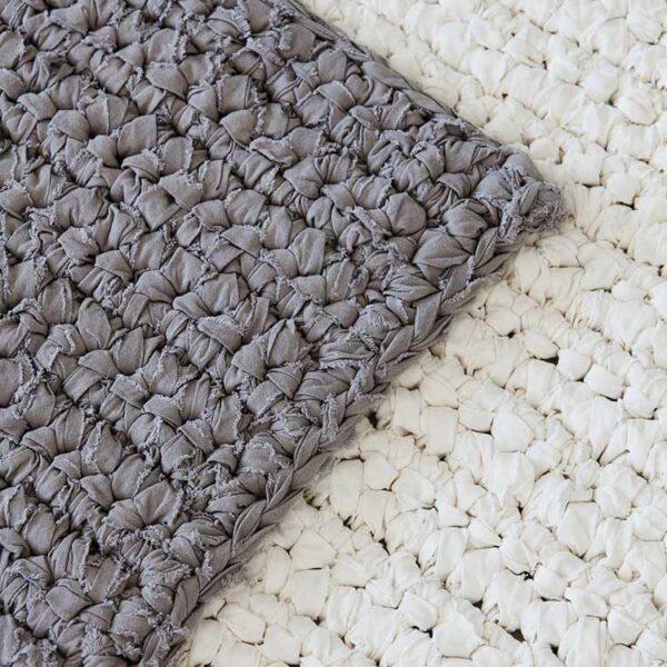 House Doctor Crochet badeværelsesmåtter