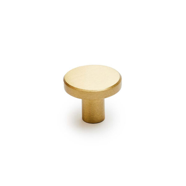 MOUD Home Dot knage i messing Ø2,5 cm