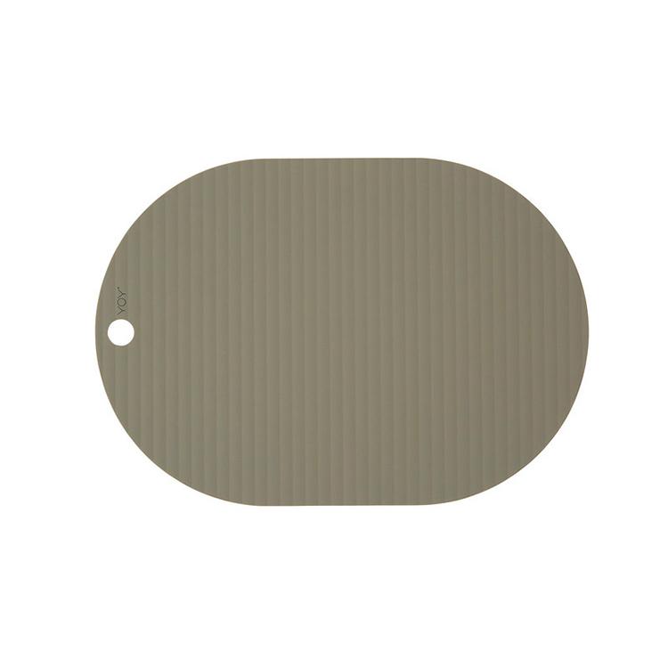 OYOY Ribbo dækkeservietter olive – 2 stk.