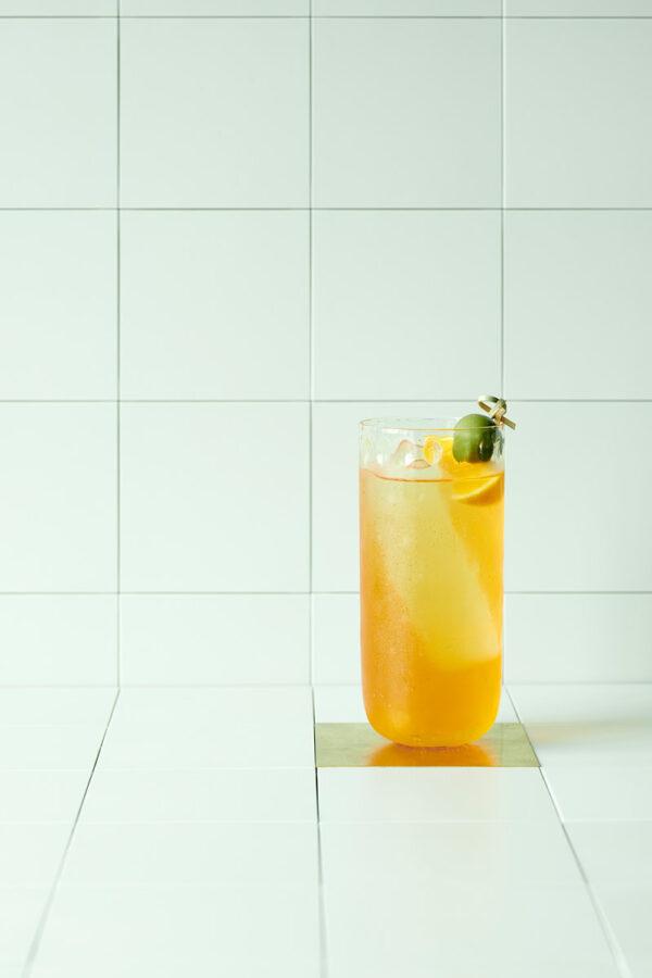 Kodanska danish summer drikkeglas longdrink klar glas