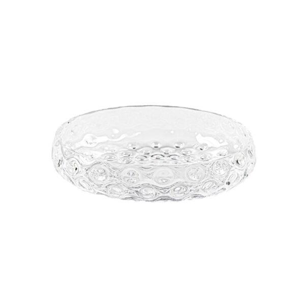 Kodanska danish summer skål klar glas Ø17,2 cm