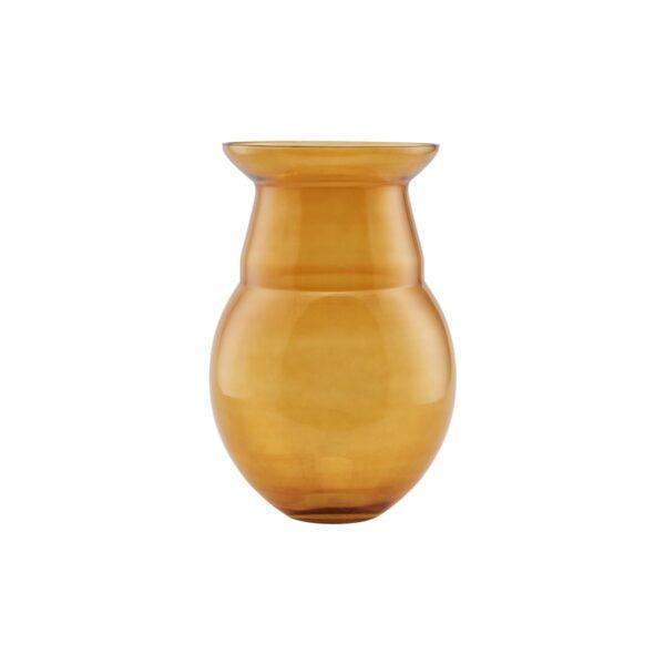 Airy vase fra House Doctor i gul