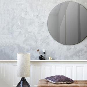 Walls spejl fra House Doctor i grå