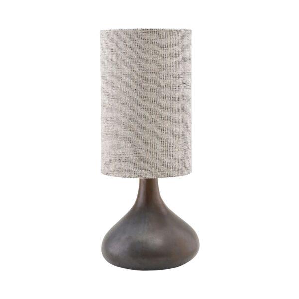 Diya bordlampe fra House Doctor i brun