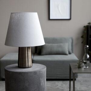 Bakora bordlampe fra House Doctor i metal