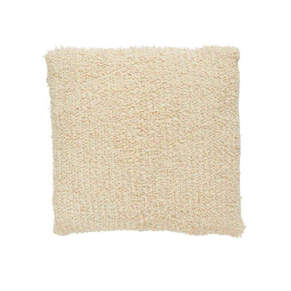 Nordal lyra pudebetræk beige 48x48 cm