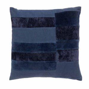 Nordal capella pudebetræk i mørkeblå