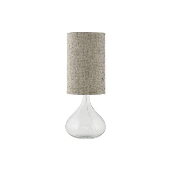 Small lampeskærm fra House Doctor i grå/brun