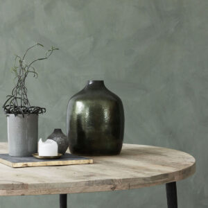 Deep vase fra House Doctor i grøn