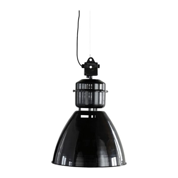 House Doctor volumen lampe i sort Ø54 cm