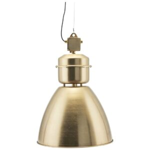 House Doctor volumen lampe med messing finish