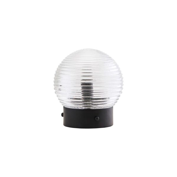 Daia bordlampe fra House Doctor i grå