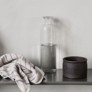Kango opbevaring / potte fra House Doctor i mørkebrun