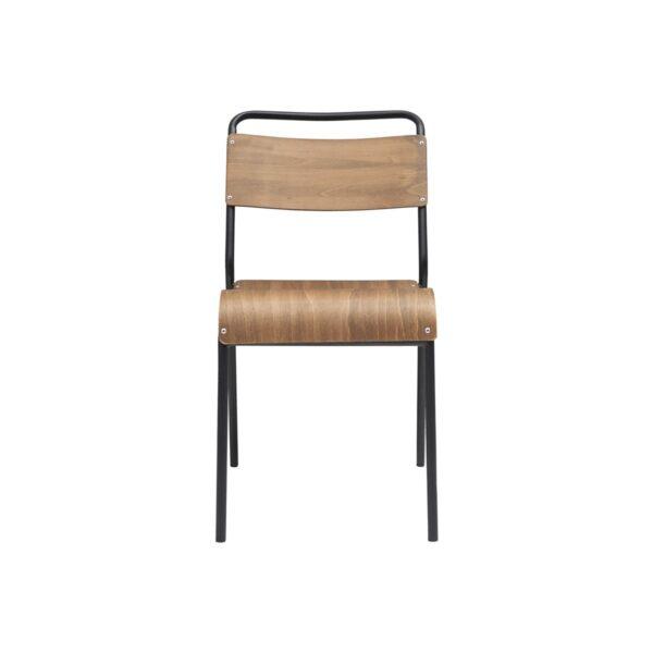 Original spisebordsstol fra House Doctor i brun