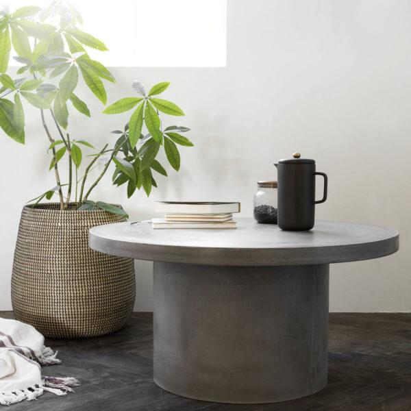 Gallery sofabord fra House Doctor i grå