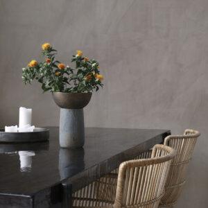 Kombi vase fra House Doctor i antik brun