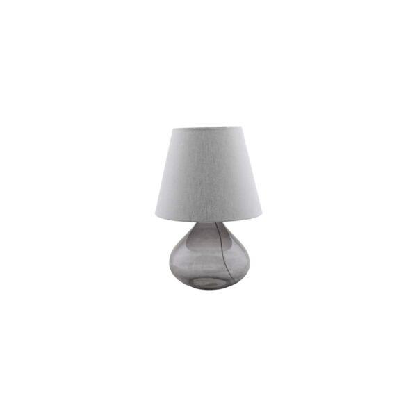 House Doctor illy lampeskærm i grå jute, Ø34 cm