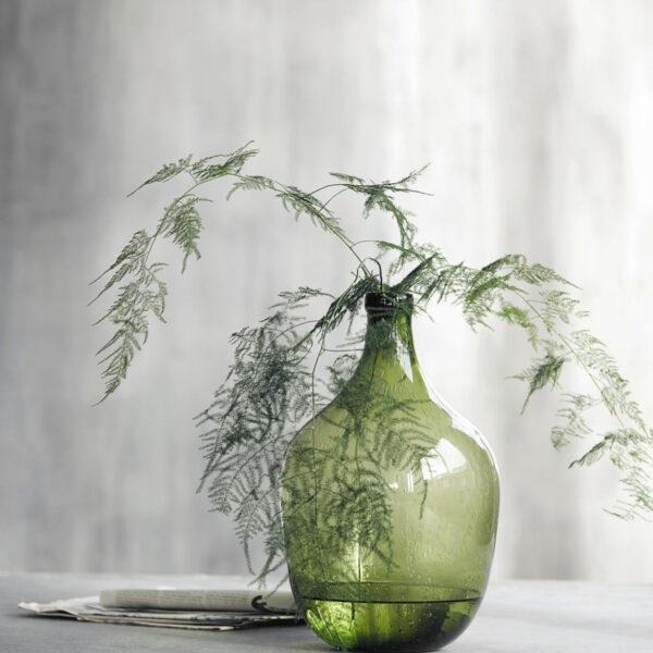 Rec vase fra House Doctor i lysegrøn