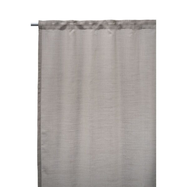 Plain gardiner fra House Doctor i grå / brun