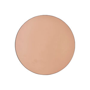 Walls rundt spejl i rosa guld Ø50 cm fra House Doctor