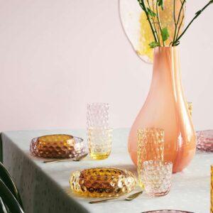 Kodanska danish summer skål lilla glas Ø17,2 cm