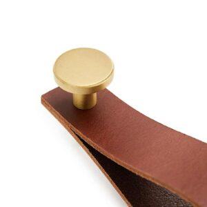 MOUD Home Dot læder knage